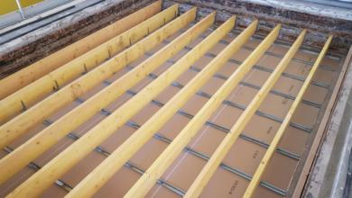 Essai Tramichape plancher bois