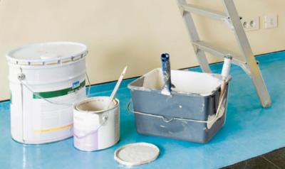 Polyprotec Mise en oeuvre peinture